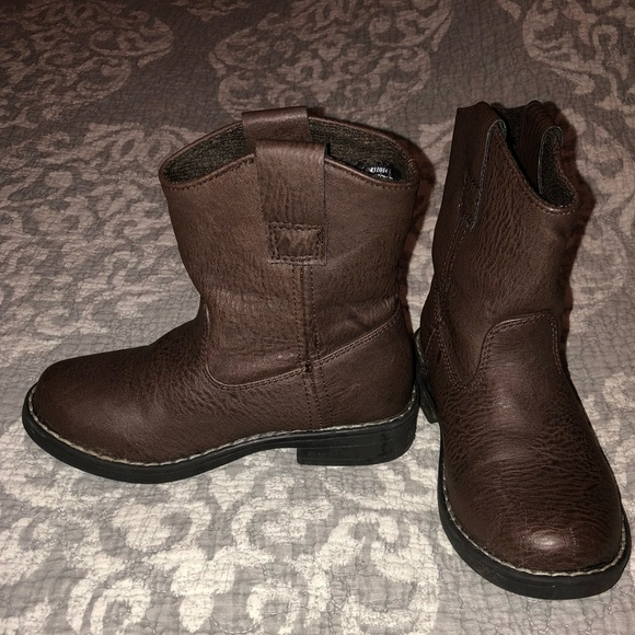 2ca162d721d8 Highland Creek Other - Toddler brown boots